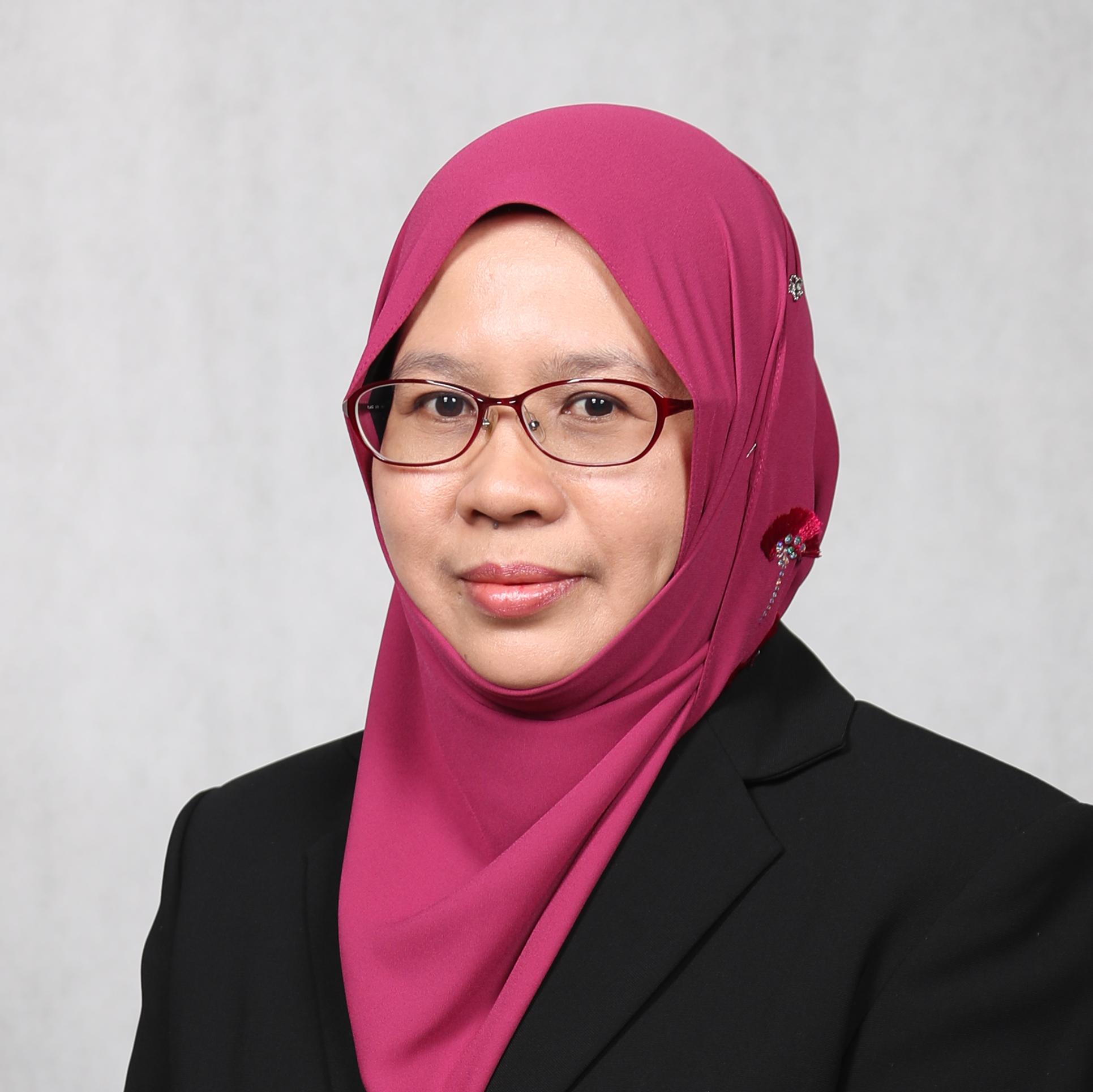 Associate Professor Dr Zurina Kefeli @ Zulkefli